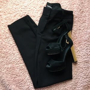 Express Dress Pants - Ankle High Rise - Size 00